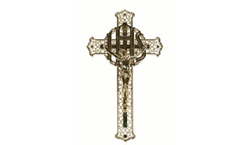 Filigree Crucifix